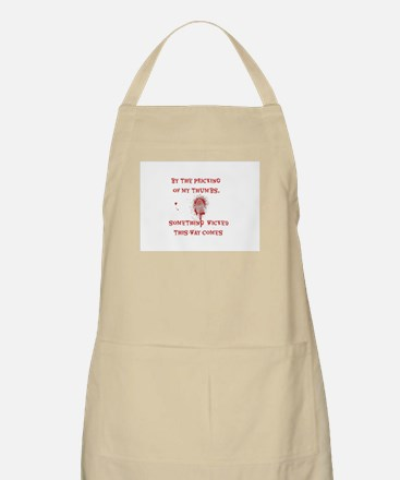 Something Wicked Apron