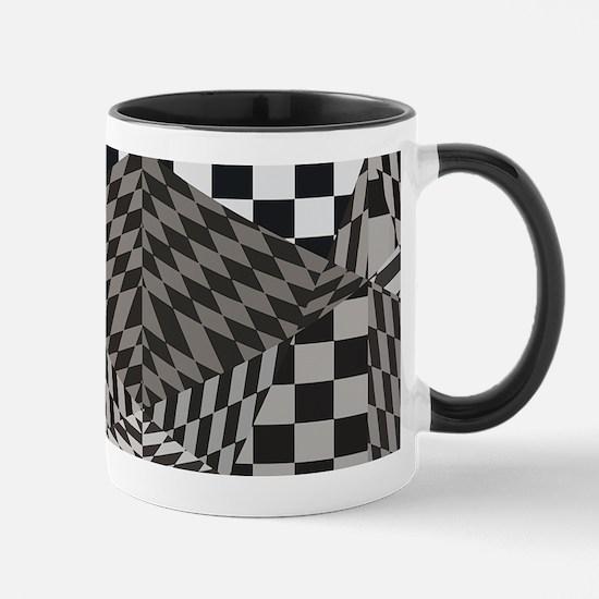 Fractal Paradise Mug