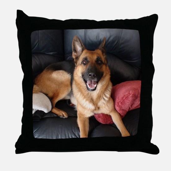 Quanna Throw Pillow