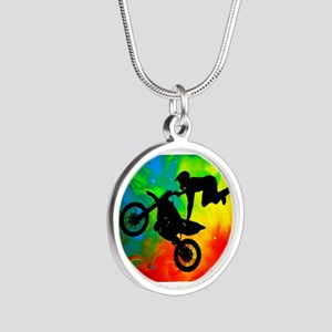 Solar Flare Up Motocross Necklaces