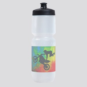 Solar Flare Up Motocross Sports Bottle