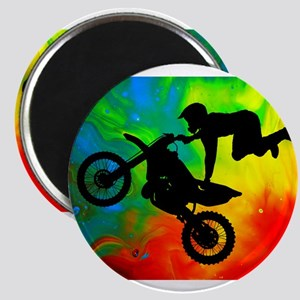 Solar Flare Up Motocross Magnets