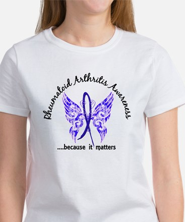 RA Butterfly 6.1 Women's T-Shirt