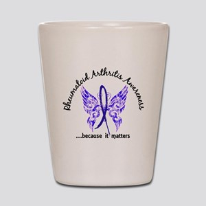 RA Butterfly 6.1 Shot Glass