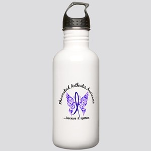 RA Butterfly 6.1 Stainless Water Bottle 1.0L