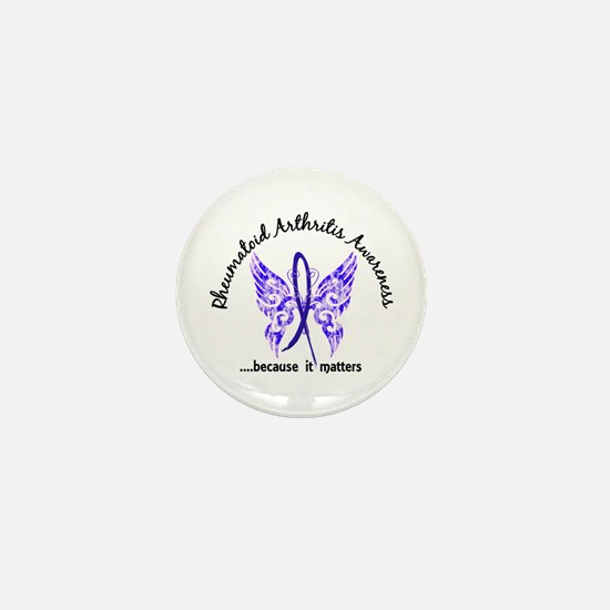 RA Butterfly 6.1 Mini Button