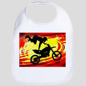 Explosive Motocross Jump Bib