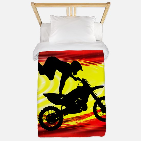 Explosive Motocross Jump.png Twin Duvet