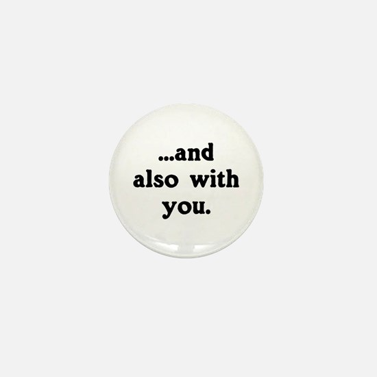 And Also With You Worship Efficiency Pins, 100