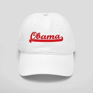 Obama (retro-sport-red) Cap