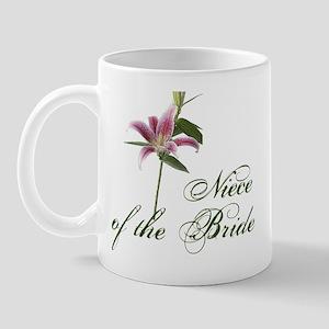 Niece of the Bride Mug