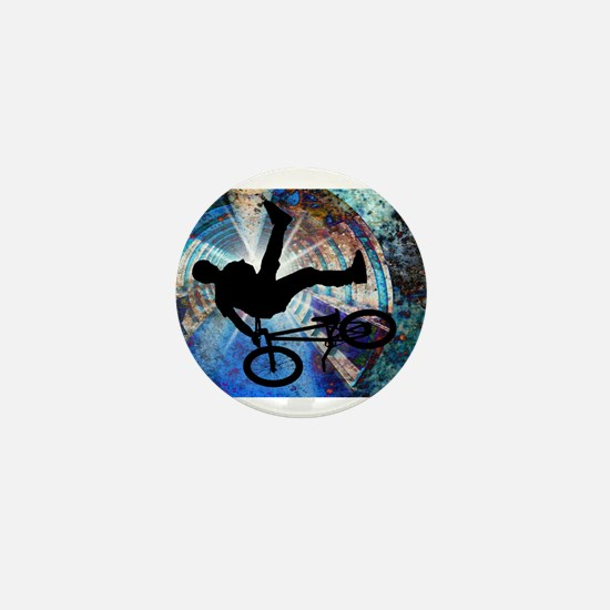BMX in a Grunge Tunnel.png Mini Button