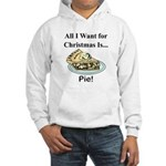 Christmas Pie Hooded Sweatshirt