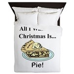 Christmas Pie Queen Duvet