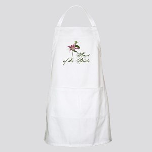 Aunt of the Bride BBQ Apron