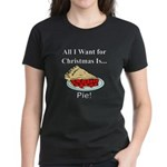 Christmas Pie Women's Dark T-Shirt