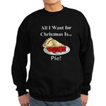 Christmas Pie Sweatshirt (dark)