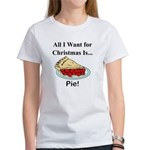 Christmas Pie Women's T-Shirt