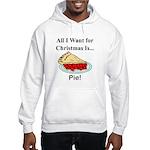 Christmas Pie Hooded Sweatshirt