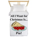 Christmas Pie Twin Duvet
