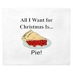 Christmas Pie King Duvet