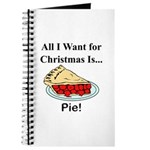 Christmas Pie Journal