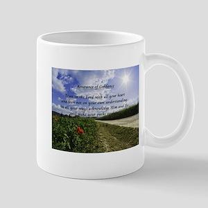 Assurance of Guidance Mugs