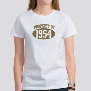 Property of 1954 Women's T-Shirt