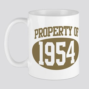 Property of 1954 Mug