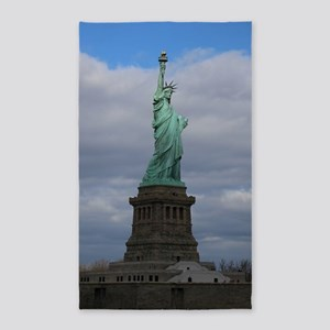 Statue of Liberty NYC Area Rug
