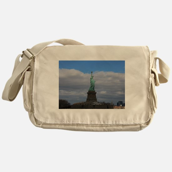 Statue of Liberty NYC Messenger Bag