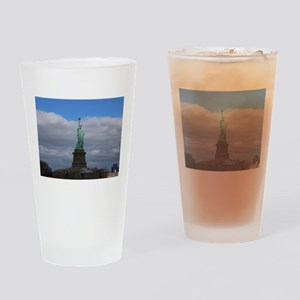 Statue of Liberty NYC Drinking Glass