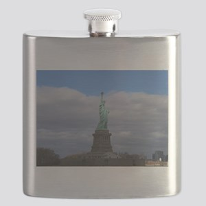 Statue of Liberty NYC Flask