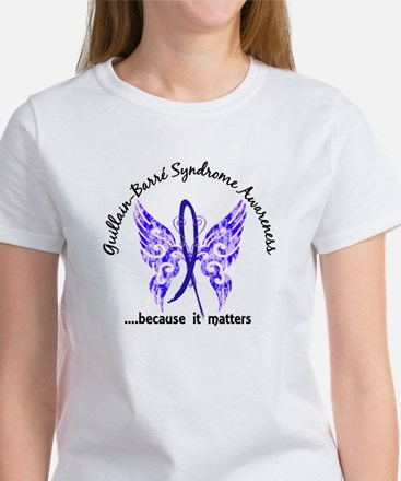 Guillain Barre Butterfly 6.1 Women's T-Shirt