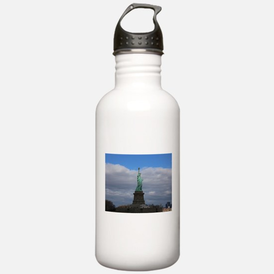 Statue of Liberty NYC Water Bottle