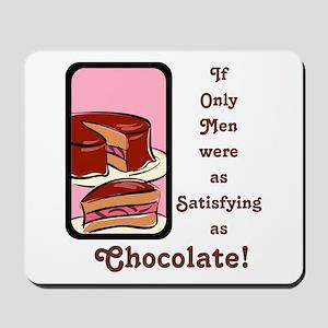 Mmm Chocolate... Mousepad