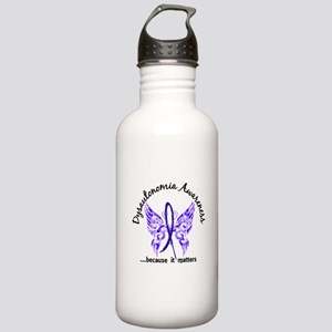 Dysautonomia Butterfly Stainless Water Bottle 1.0L