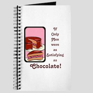 Mmm Chocolate... Journal