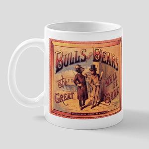 BullsBears1_200dpi Mugs