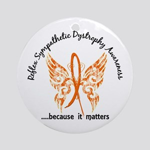 RSD Butterfly 6.1 Ornament (Round)