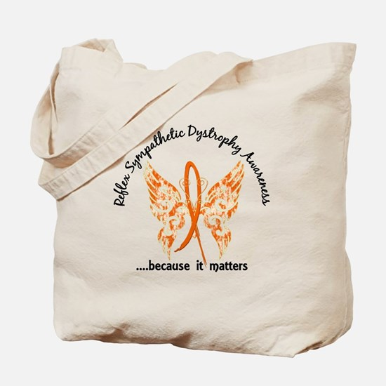 RSD Butterfly 6.1 Tote Bag