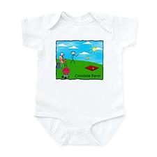 Stick People Party Infant Bodysuit