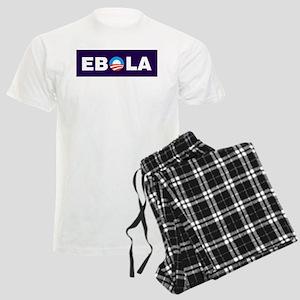 Ebola Men's Light Pajamas