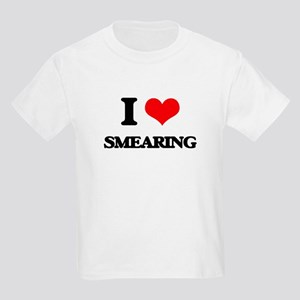 I love Smearing T-Shirt