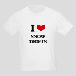 I love Snow Drifts T-Shirt