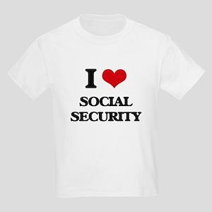 I love Social Security T-Shirt