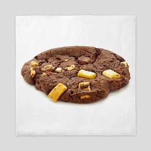 Chocolate Chip Cookie Queen Duvet