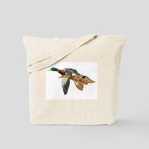 Mallards Tote Bag