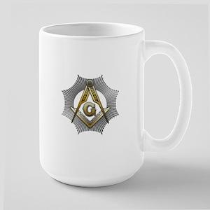 Masonic Square and Compass Mugs