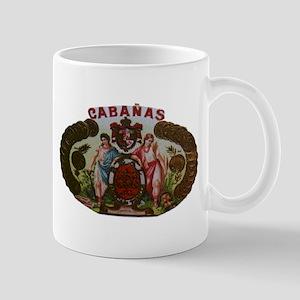 Cabanas Cigar Artwork Mug